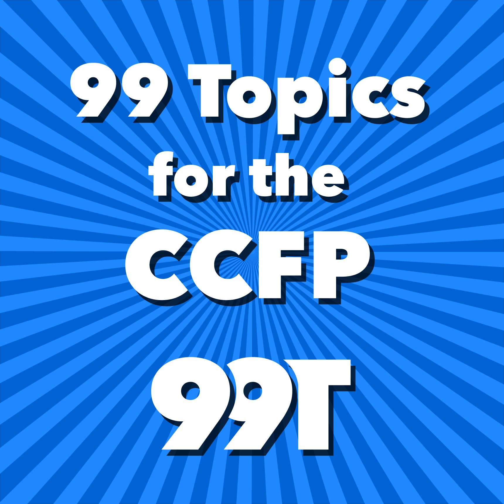 99 Topics For The CCFP By Dr Brady Bouchard On Apple Podcasts